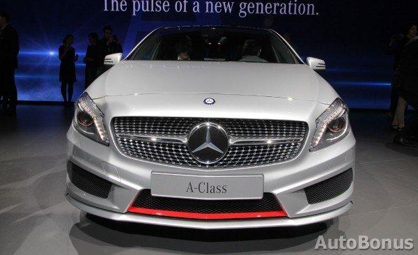 Новый А-класс от Mercedes-Benz – достойный представитель бренда