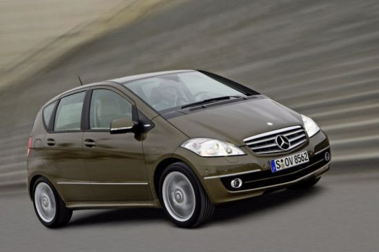 Vokietijos automobilių Top 20