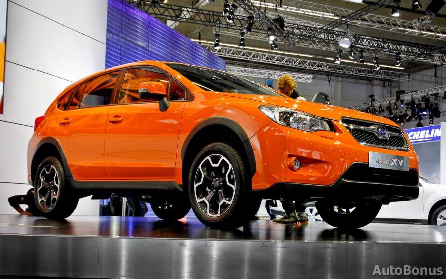 Subaru XV- достойный конкурент из Японии