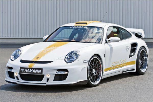Eržilas su 630 arklių galia – Porsche 911