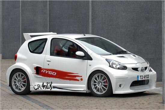 Toyota naujienos britų tarptautiniame Motor Show