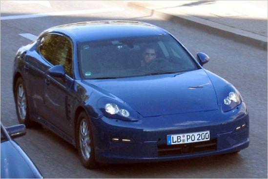 Pagaliau nuspręsta kaip atrodys Porsche Panamera