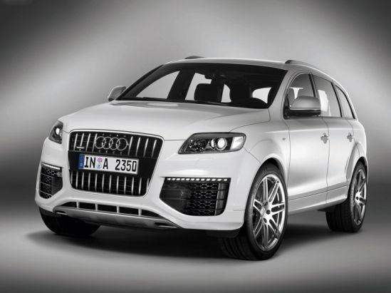 """Brangiausias pasaulyje visureigis – """"Audi Q7 V12 TDI"""""""
