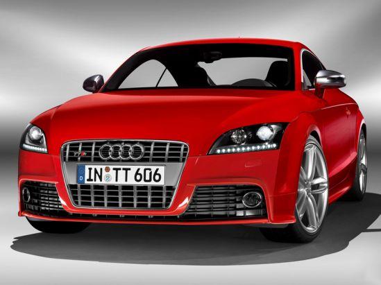 "Jubiliejinis ""TT"" modelis - ""Audi TTS"""