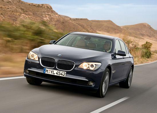 Nauja BMW 7 serija