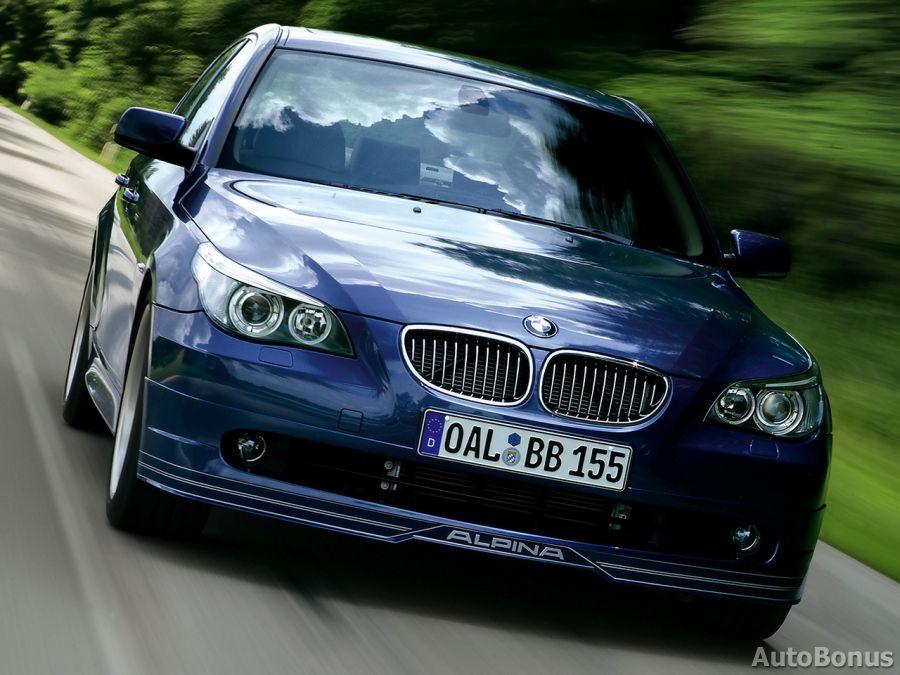 Alpina B5: переосмысленная легенда BMW