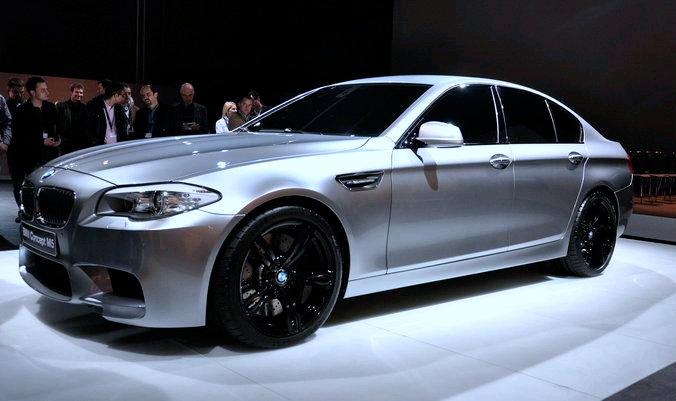 Naujas BMW M5. Pirmosios oficialios nuotraukos