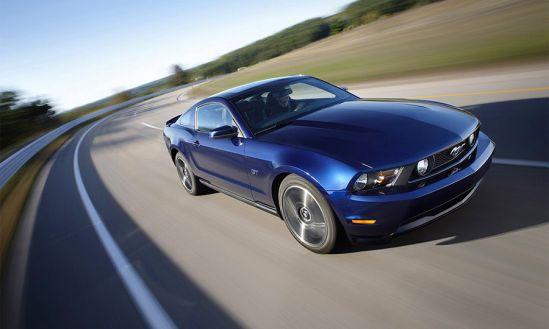 Naujasis Mustang išvaikys konkurentus