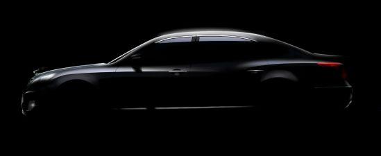 Seulas, Korėja. Hyundai skelbia limuzino klasės gamybos pradžią!