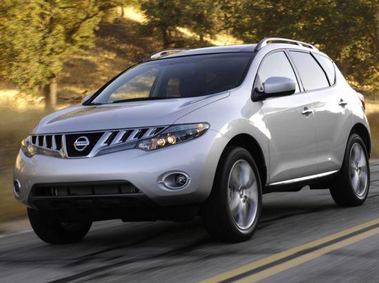 """Naujas """"Nissan Murano"""" visureigis"""