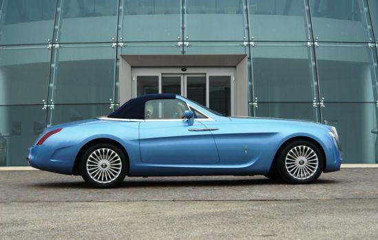 Prabangus, vienetinis Rolls Royce modelis tik už $412 000