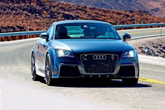 Greičiausias iki šiol sukurtas Audi TT