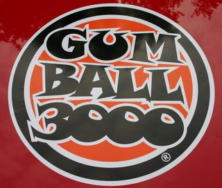 "Nelegalios lenktynės ""Gumball 3000"""