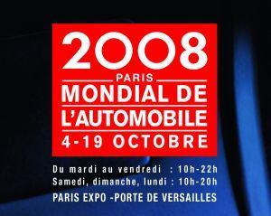 Paris Motor Show, Paris mondial de l'automobile, Paryžiaus auto paroda