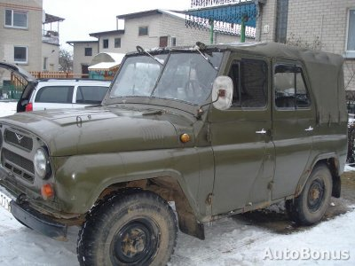 Uaz 31512 cross country 1990