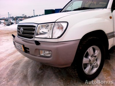 Toyota Landcruiser 2004. Used Toyota Land Cruiser V8