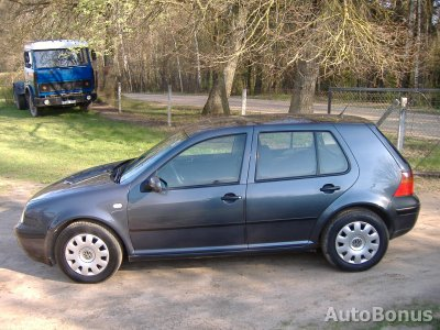 Volkswagen Golf 2001. Used Volkswagen Golf 2001
