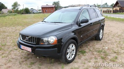 Volvo XC 90, Cross-country, 2005-01-03