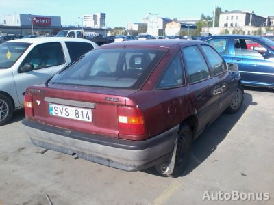 Opel Vectra, Hatchback, 1992-09