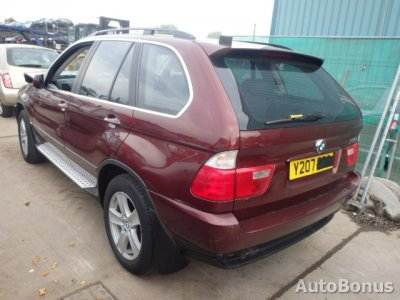 BMW X5 Cross country 2001