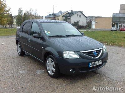 Dacia Logan, Sedanas, 2007-02-09