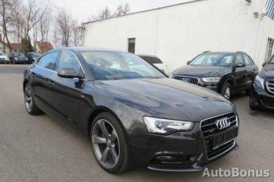 Audi A5 Saloon 2012