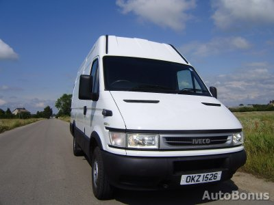 Iveco Daily 35S12 Hpi, Goods