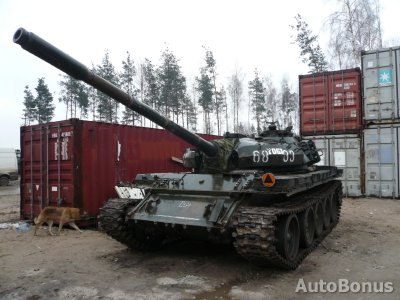 Танк T-55, 1950