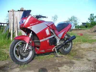 Kawasaki GPZ, Super bike, 1988