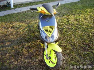 Piaggio NRG, Moped/Motor-scooter, 2004