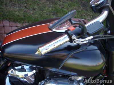Honda VTX, Chopper, 2002-08