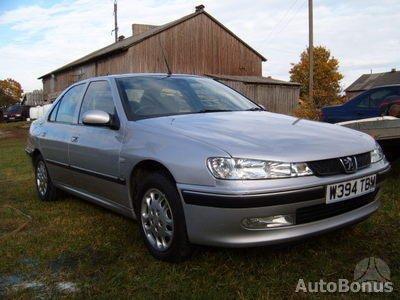 Peugeot 406, Sedanas, 1998