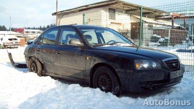 Hyundai Elantra, Sedanas, 2005