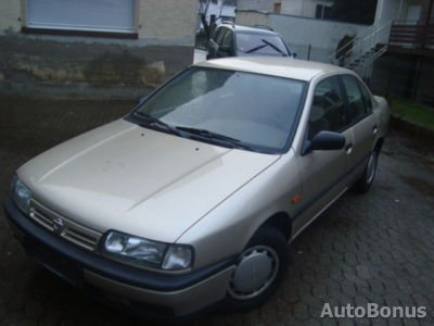 Nissan Sunny, Hečbekas, 1992
