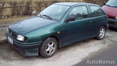 Seat Ibiza, Hečbekas, 1996