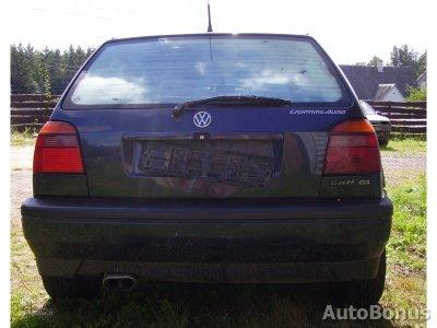 Volkswagen Golf, Hečbekas, 1994