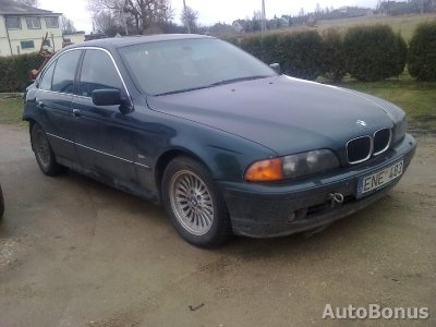 BMW 5 serija, Sedanas, 1997