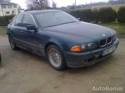 BMW 5 Series, Saloon, 1997