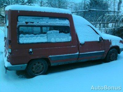 Renault Rapid, 1987